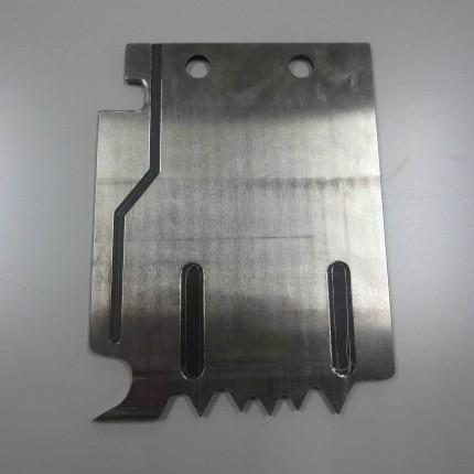 切断機の刃研磨